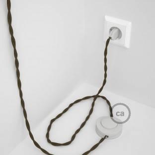 """Sukurkite savo RC01 baltos medvilnės """"Snake"""" ir suteikite šviesos kur tik norite."""