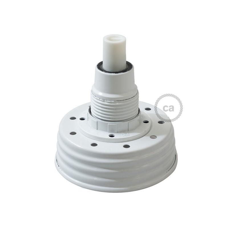 Instaliacijos pagrindas, TM02 sidabro spalvos viskozė 3 m. Pasirinkite jungiklio ir kištuko spalvą.