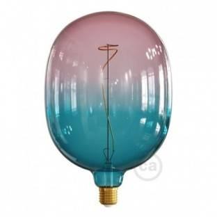 Egg Dream XXL light bulb, Pastel line, vine filament, 4W E27 Dimmable 2200K