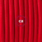 E14 lygus lempos lizdas, balta termoplastinė medžiaga