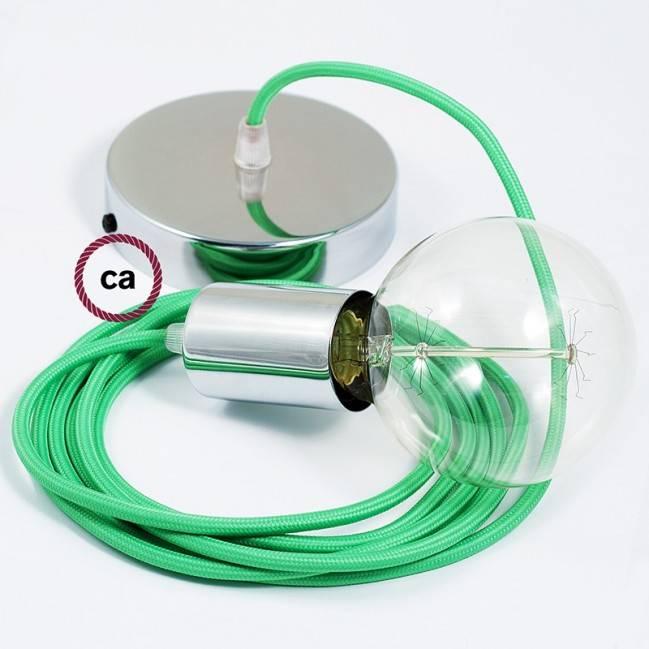 E27 sriegiuotas lempos lizdas, 2 žiedai, juoda termoplastinė medžiaga