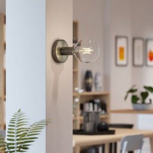Fermaluce Metal,wall or ceiling flush light