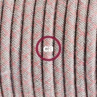 Universalus tekstilinio laido kreiptukas sienai, peršviečiamas