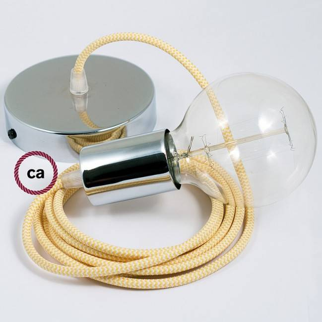 Vintažinė, aukso spalvos lemputė BR95. Spiralės formos horizontali anglies gija 25W E27. Dimeriuojama 2000K