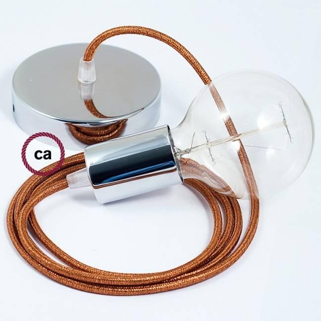 Filamentinė XXL LED auksinė lemputė - sferinė G200. Dviguba spiralės gija - 5W E27. Dimeriuojama 2000K
