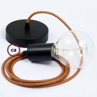 Filamentinė XXL LED peršviečiama lemputė - Edisono ST64. Dvigubos kilpos gija - 5W E27. Dimeriuojama 2200K