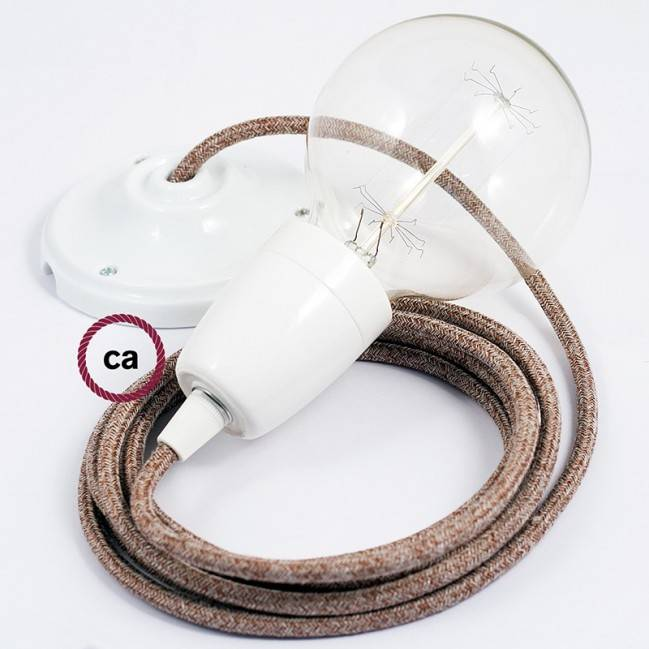 """""""Spider"""", 5 lempučių kabantis šviestuvas, juodo metalo, RM01 baltas laidas, pagaminta Italijoje."""