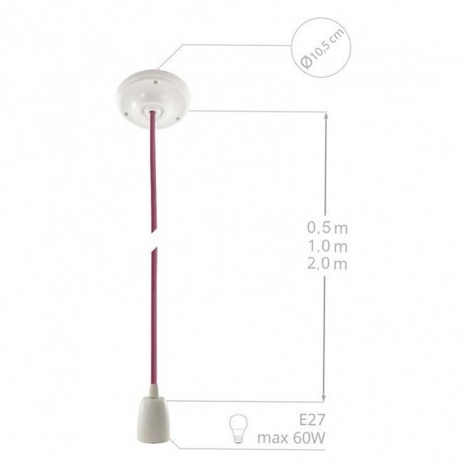"""""""Spider"""", 6 lempučių kabantis šviestuvas, balto metalo, RM04 juodas laidas, pagaminta Italijoje."""