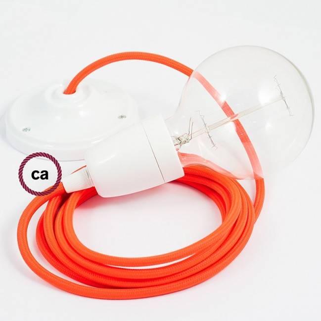 """""""Spider"""", 7 lempučių kabantis šviestuvas, chromuoto metalo, RM04 juodas laidas, pagaminta Italijoje."""